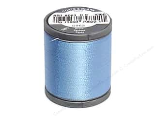 Miracle Coatings: Coats Rayon Machine Embroidery Thread 225 yd. #4360 Miracle Blue