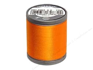 Coats Rayon Machine Embroidery Thread 225 yd. Kumquat