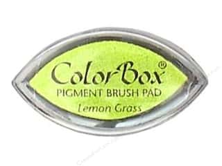 ColorBox Pigment Ink Pad Cat's Eye Lemon Grass