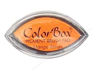 ColorBox Pigment Ink Pad Cat's Eye Mango Tango