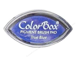 ColorBox Pigment Ink Pad Cat's Eye True Blue