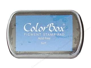 ColorBox Pigment Ink Pad Full Size Surf