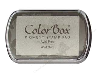Stamping Ink Pads 1 7/8 in: ColorBox Pigment Inkpad Full Size Wild Hare