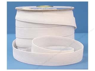 "Soft & Easy Elastic Braid White Reel 3/4""x 30yd (30 yards)"