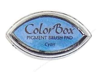 ColorBox Pigment Ink Pad Cat's Eye Cyan