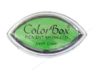 ColorBox Pigment Ink Pad Cat's Eye Fresh Green
