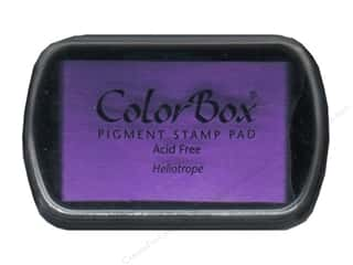 ColorBox Pigment Ink Pad Full Size Heliotrope