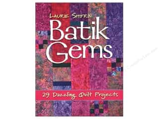 C&T Publishing Batik Gems Book