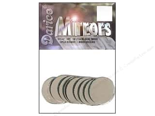 Mirrors: Darice Mirrors Round 1 in. 10 pc. (3 packages)