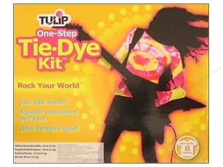 tie dye kit: Tulip Dye Kits One Step Tie Dye Rock Your World