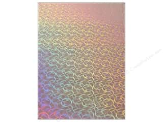"Grafix Funky Film 9""x 12"" 12pc Copper Circles"