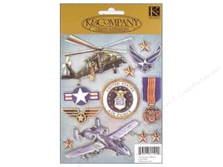 K&Co Grand Adhesions Air Force