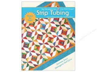Cozy Quilt Designs Quilt Books: Cozy Quilt Designs Strip Tubing Book
