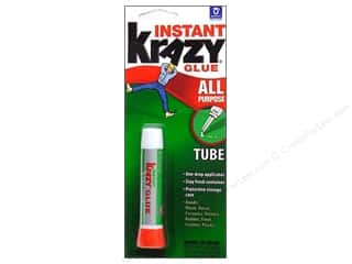 wood glue: Elmer's Krazy Glue Carded 2 gm Tube