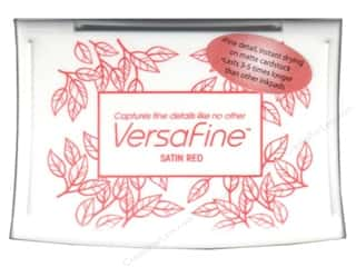 TSU VersaFine Stamp Pad Satin Red