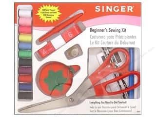 Measuring Tapes / Gauges $6 - $8: Singer Sewing Kits Beginner's