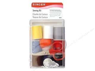 Singer Brown: Singer Sewing Kits 8 Spool Thread