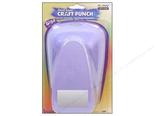 Uchida: Uchida Clever Lever Giga Craft Punch 2 1/2 in. Rectangle