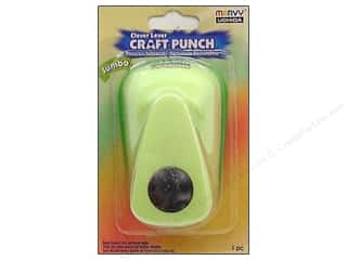 Charles Craft $3 - $4: Uchida Clever Lever Jumbo Craft Punch 3/4 in. Circle