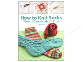 House of White Birches New: House of White Birches How To Knit Socks Book