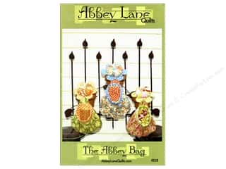 Books & Patterns: The Abbey Bag Pattern