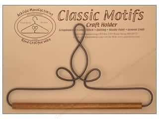 Ackfeld Mfg. Company Ackfeld Wire Hangers: Ackfeld Craft Holders 8 in. Heirloom