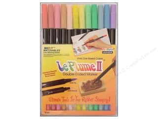 Uchida Le Plume II Pen Set Pastel 12pc