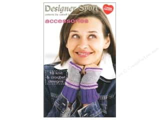 Clearance Red Heart Light & Lofty Yarn: Designer Sport Accessories Book