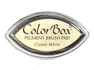 ColorBox Pigment Ink Pad Cat&#39;s Eye Cream White