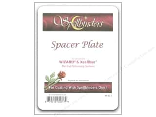Spellbinders Spacer Plate For S5 Dies 5&quot;x 7&quot;