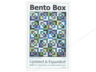 Bento Box Updated &amp; Expanded Edition Pattern