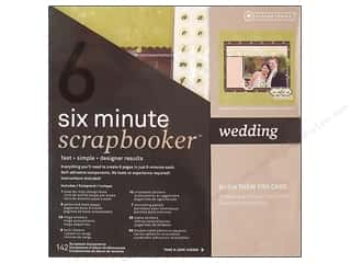 Scrapbooking: Autumn Leaves 6 Min Kit 12x12 Mins SB Wedding