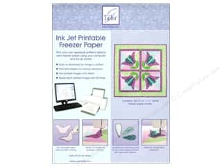 June Tailor Freezer Paper Ink Jet Printable 10pc