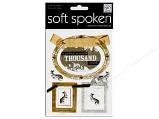 MAMBI Sticker Soft Spoken Banner Frames