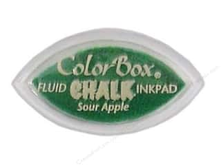 ColorBox Fluid Chalk Inkpad Cat's Eye Sour Apple