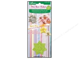 Clover Bow Makers Small