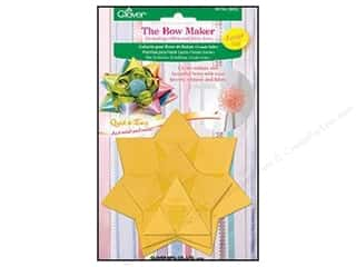 Templates Gifts: Clover Bow Makers Large