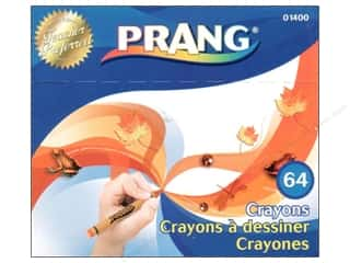 Dixon Prang Crayons 64 Color Box