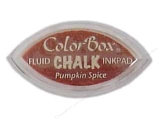 ColorBox Fluid Chalk Ink Pad Cat&#39;s Eye Pumpkin Spice