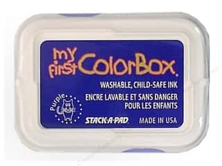 Colorbox My First Pigment Ink Pad Pad Purple
