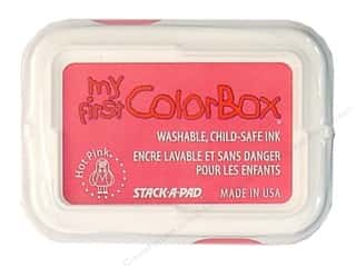 Colorbox My First Pigment Ink Pad Pad Hot Pink