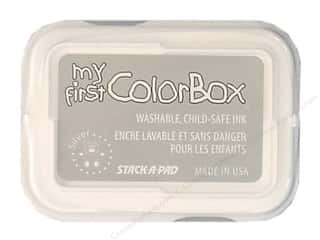 Colorbox My First Pigment Ink Pad Pad Silver