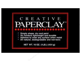 Creative Paperclay Modeling Material 16oz