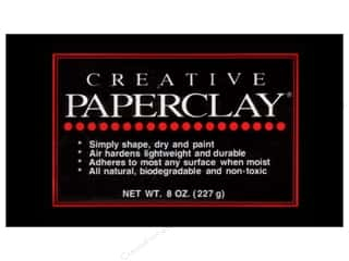 Creative Paperclay Modeling Material 8oz