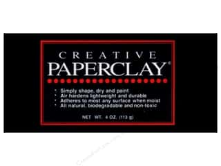 Creative Paperclay Modeling Material 4oz