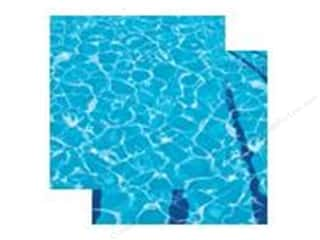 Scrappin Sports Paper 12x12 Classic Swimming (25 sheets)