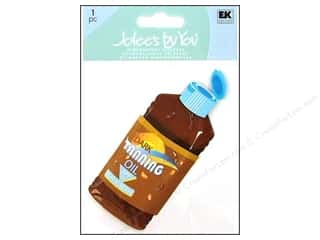 Jolee's By You Stickers Suntan Oil