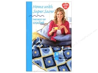 Coats & Clark Books Home With Super Saver Book