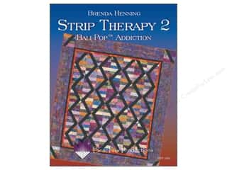 Miss Rosie's Quilt Company: Strip Therapy 2 Bali Pop Addiction Book
