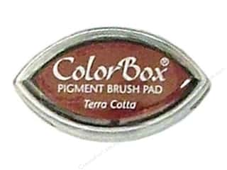 ColorBox Pigment Ink Pad Cat's Eye Terra Cotta